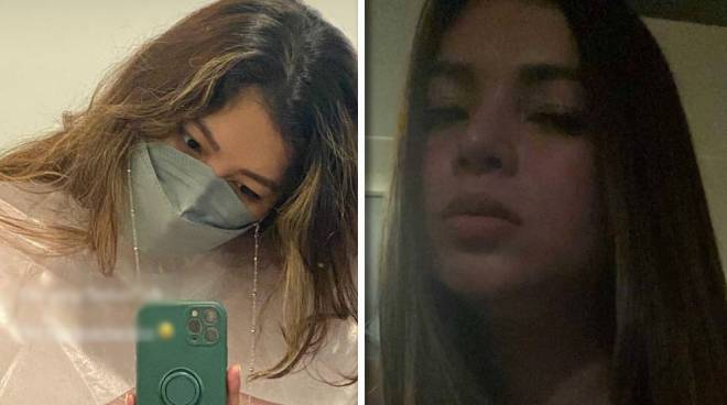 Angel Locsin sports new hairstyle
