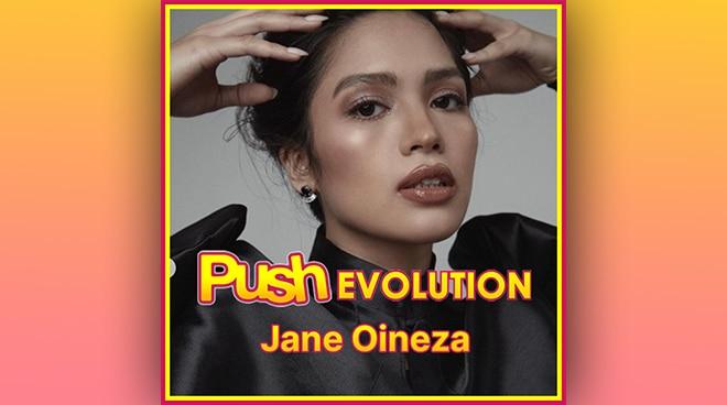Jane Oineza | Push Evolution