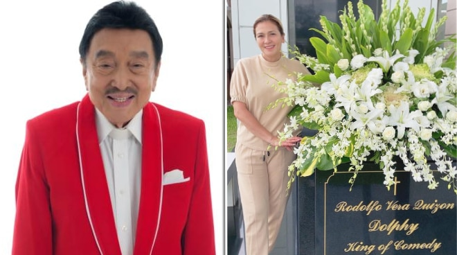 Zsa Zsa Padilla remembers Dolphy on his 9th death anniversary