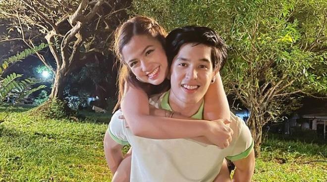 Gab Lagman on working with Alexa Ilacad: 'Na-discover ko yung ugali niya'