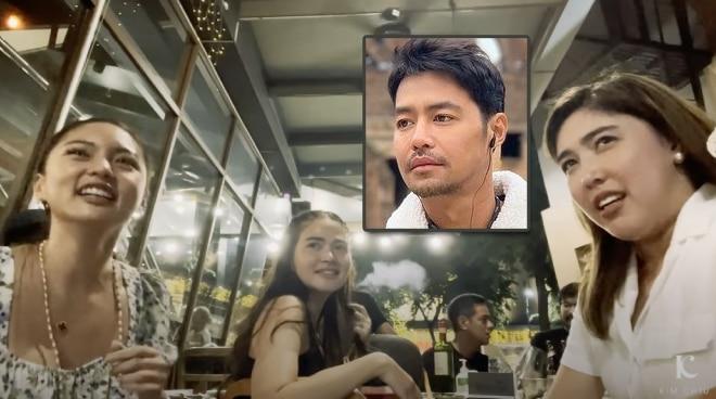 Did Kim Chiu and Dani Barretto accidentally reveal past relationship of Bela Padilla and Zanjoe Marudo?