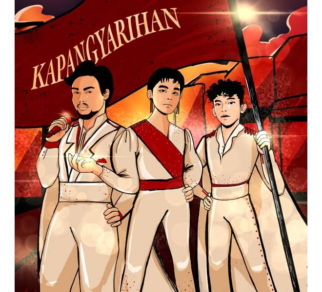 idolls kapangyarihan matty lucas enzo lgbtqia community song