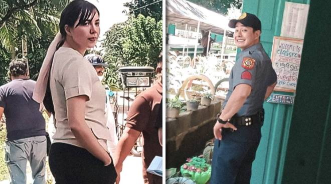 LOOK: Coco Martin and Julia Montes on set of new film
