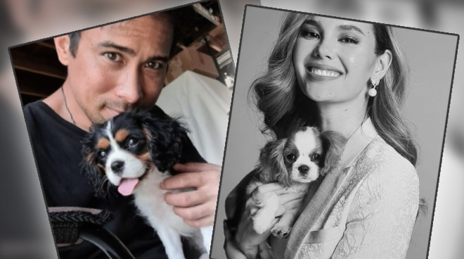 Catriona Gray, Sam Milby welcome 'newest member of the family'
