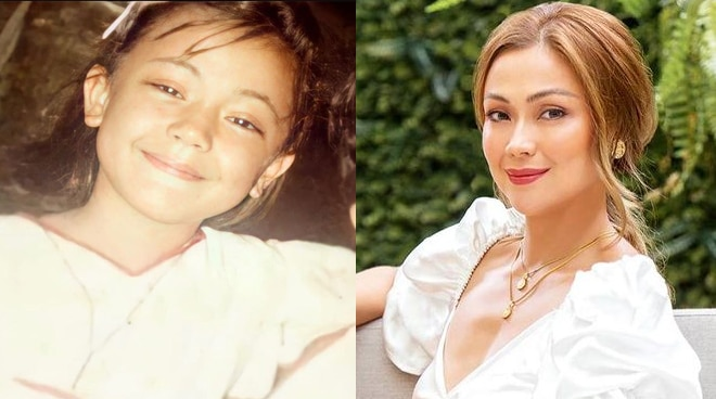 Jodi Sta. Maria reminisces about her childhood, shares stories from younger days