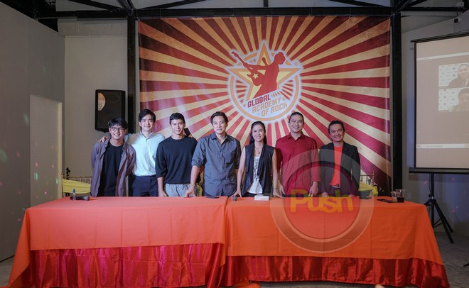 Academy of Rock Philippines relaunches this year with celebrity investors.