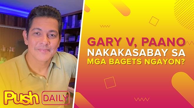 Gary V, paano nakakasabay sa mga bagets ngayon? | PUSH Daily