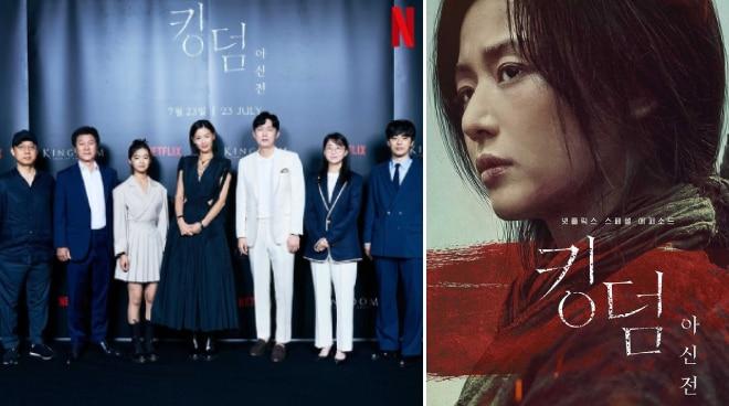 Jun Ji-hyun opens up about pressure she felt upon joining 'Kingdom' series