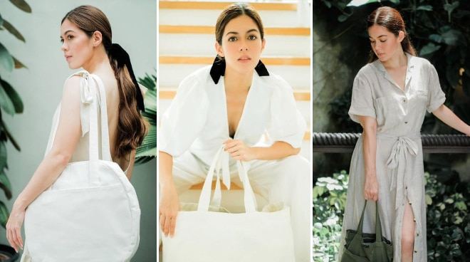 Shaina Magdayao launches her own bag business: 'Showbiz won't be forever'