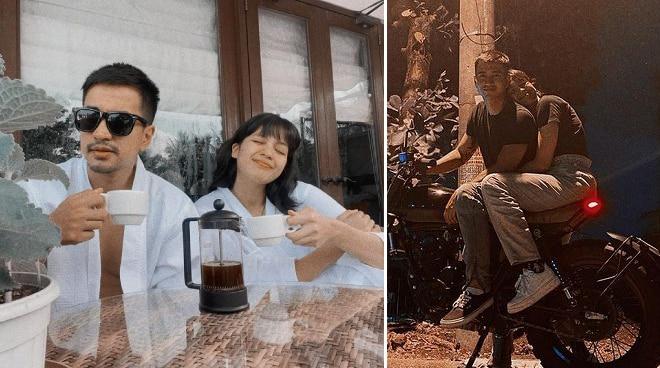 RK Bagatsing shares sweet photos with Jane Oineza on her birthday