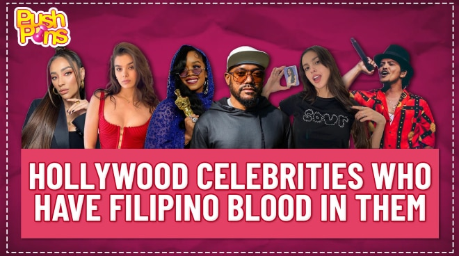 Hollywood celebrities who have Filipino blood | Push Pins