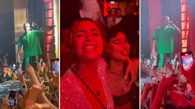 LOOK: Yassi Pressman watches Justin Bieber perform live in Vegas