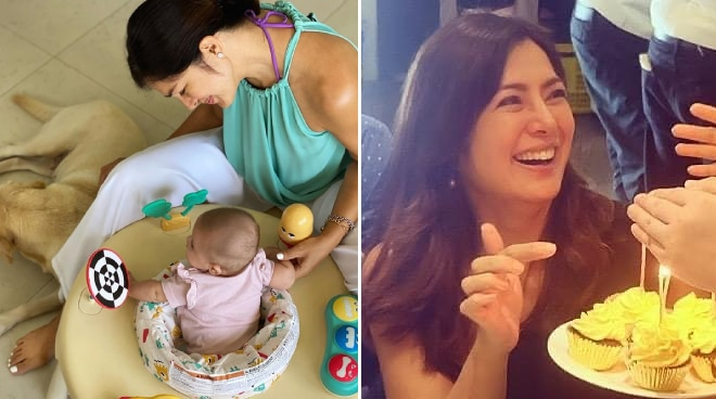 Alice Dixson marks first birthday as a mother: 'Best birthday yet'