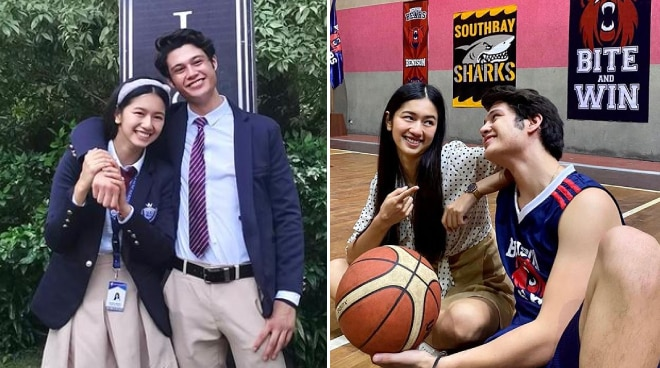 Kaori Oinuma reveals her 'pa-cute' moves with Rhys Miguel: 'Effective naman pala'