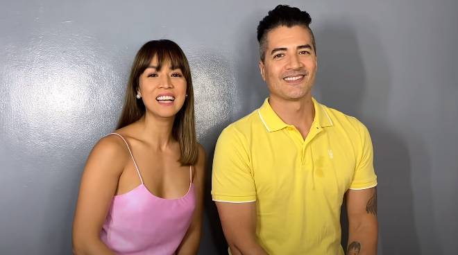 'We're not married but we're happy': Troy Montero and Aubrey Miles on being together for 18 years