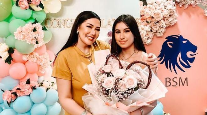 Ruffa Gutierrez honors single mothers as she celebrates daughter Lorin's graduation