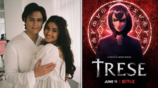 Liza Soberano shares how Enrique Gil helped her prepare for 'Trese'