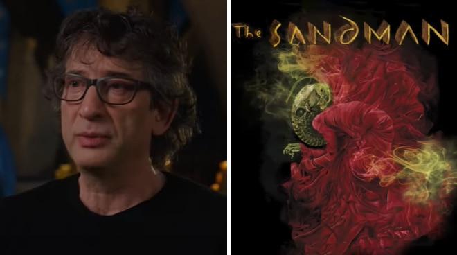 SNEAK PEEK: Watch as Neil Gaiman's 'The Sandman' comes to life onscreen