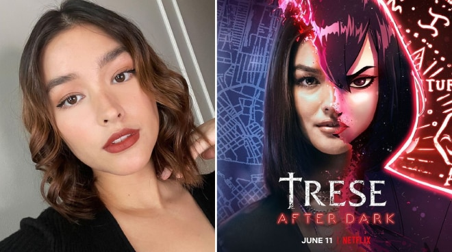 'Trese' actress Liza Soberano wants to change the perception that Pinoy movies are 'baduy'