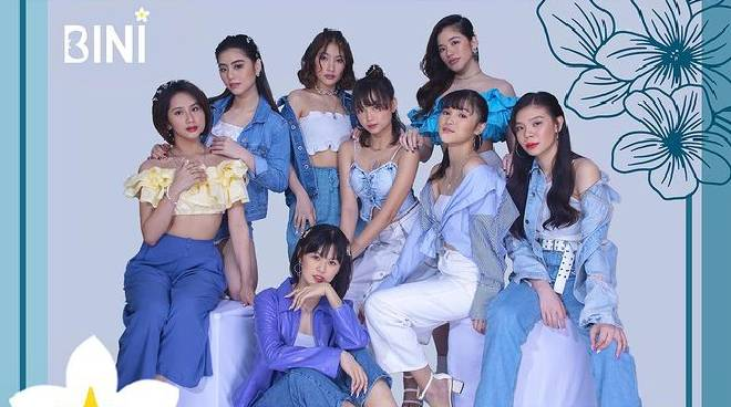 ABS-CBN officially launches P-pop girl group BINI