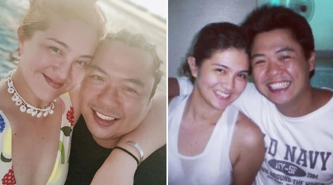 Dimples Romana pens emotional message to hubby Boyet Ahmee on their 18th wedding anniversary