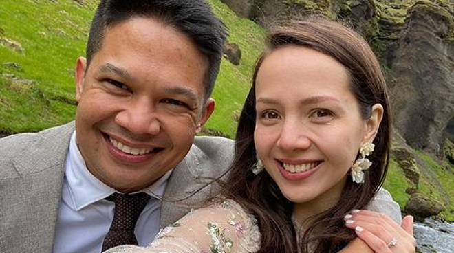 Mo Twister gets married in Iceland, calls it 'insanely romantic'