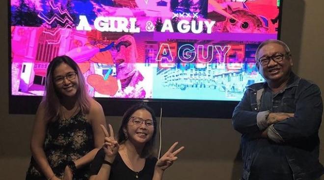 Erik Matti's new film 'A Girl and A Guy' tackles Gen Z's 'underground world'