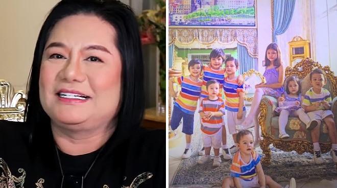 Ginastos ni Joel Cruz sa walong Filipino-Russian na mga anak, umabot ng 52 milyong piso