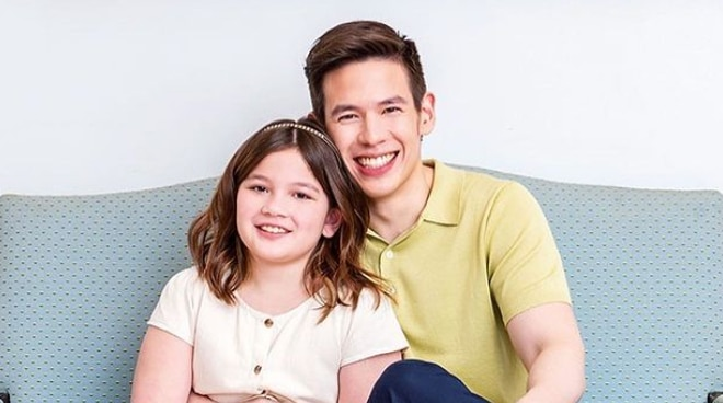 Jake Ejercito says he's saving up for daughter Ellie's future