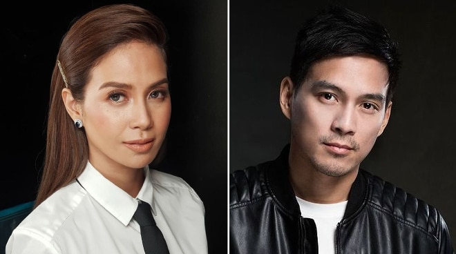 Did Guji Lorenzana and Kaye Abad remain friends after their breakup?