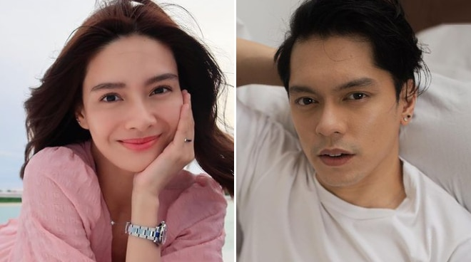 Erich Gonzales bonds with co-star Carlo Aquino over 'Call of Duty' game