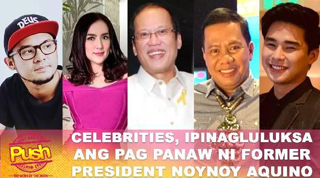 Dating Pangulong Noynoy Aquino, pumanaw sa edad na 61 | Push Most Wanted