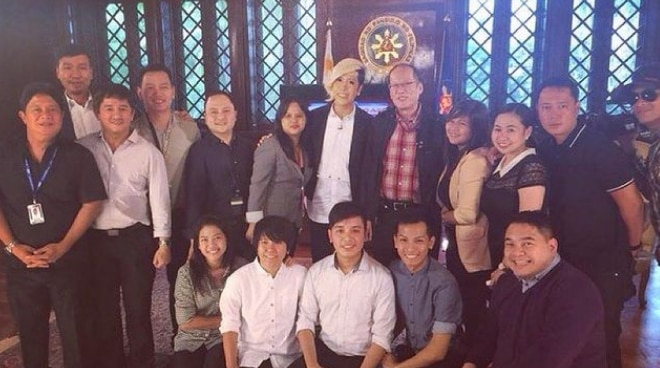Vice Ganda pays tribute to PNoy, says interviewing him on GGV is one of the highlights of his career