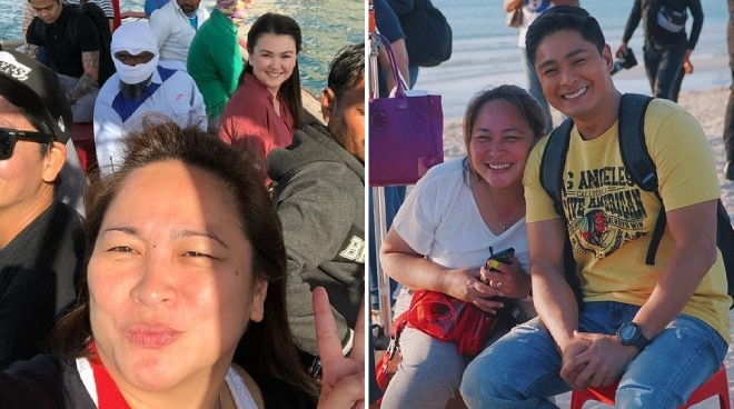 Director Mae Cruz-Alviar talks about directing Coco Martin and Angelica Panganiban: 'Ang suwerte ko that I got to work with them'