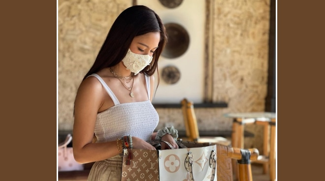 This is why Kim Chiu has not bought a luxury bag since the start of pandemic