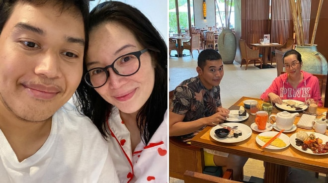 Kris Aquino reacts to malicious rumor about her son Joshua in the province