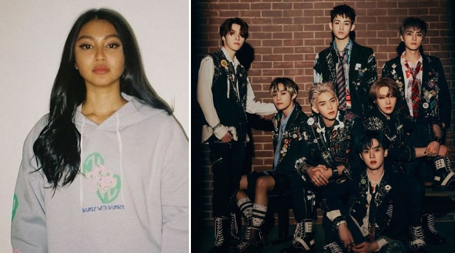 Is Nadine Lustre joining boy group WayV in fashion magazine cover?