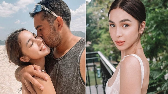 After going public with Gerald Anderson, Julia Barretto reiterates plans to build a family at 26