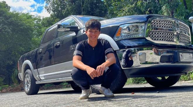 'Natupad ko 'yung pangarap ko': Kyle Echarri buys dream car