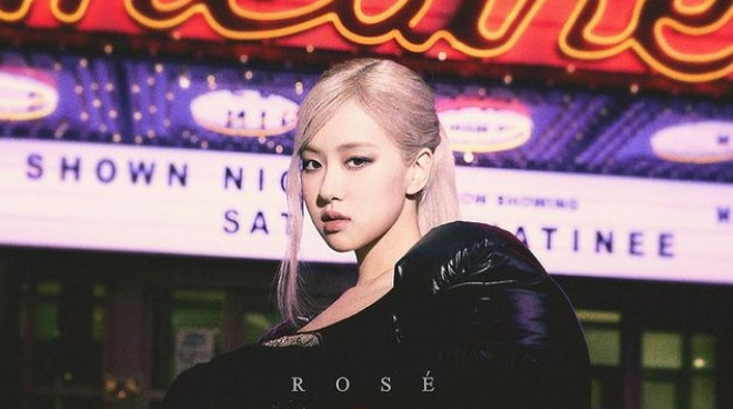BLACKPINK's Rosé releases solo album 'R', MV of new single 'On the Ground'
