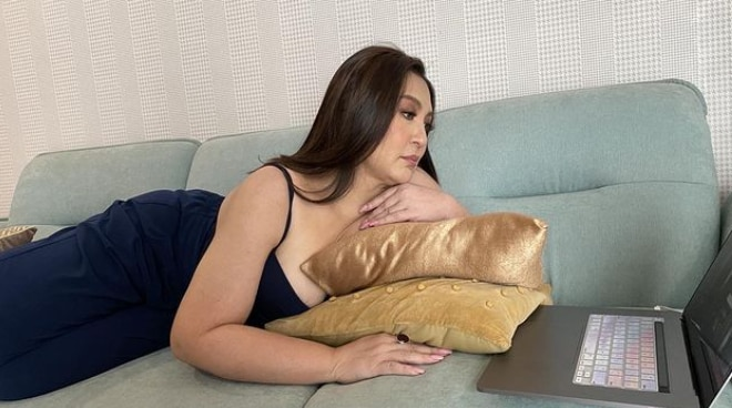 'Uwian na!': Photo of Sharon Cuneta in sexy outfit goes viral