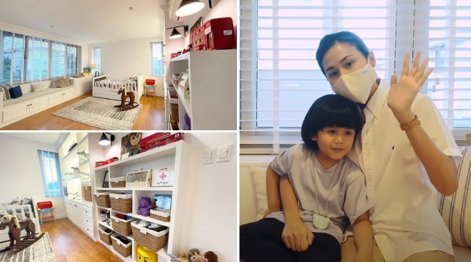 WATCH: Toni Gonzaga gives a glimpse of son Seve's toddler room