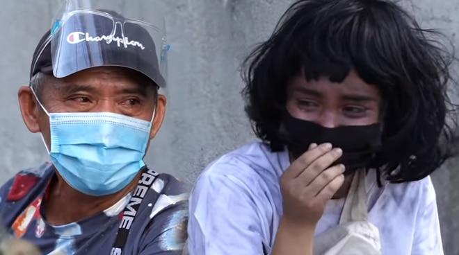 PANOORIN: Ivana Alawi, bumuhos ang luha sa ginawang kabaitan ng maglalako ng kutsinta