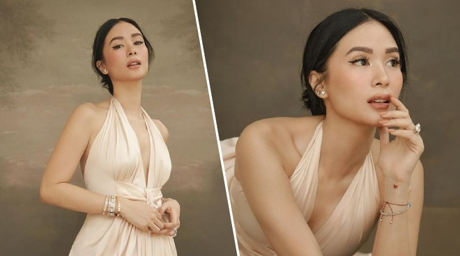 'I just got comfortable being me': Heart Evangelista stresses no PR company manages her 'branding'