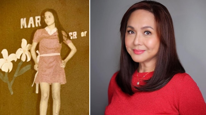 This is the advice of Charo Santos to people who are feeling stuck and scared