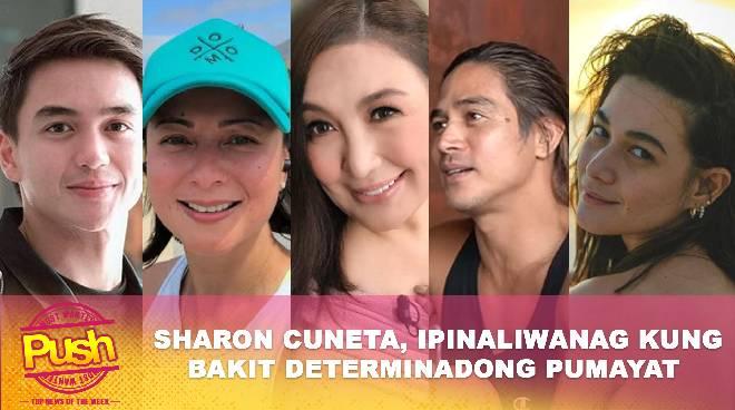 Sharon Cuneta, bakit nagpapayat? | Push Most Wanted