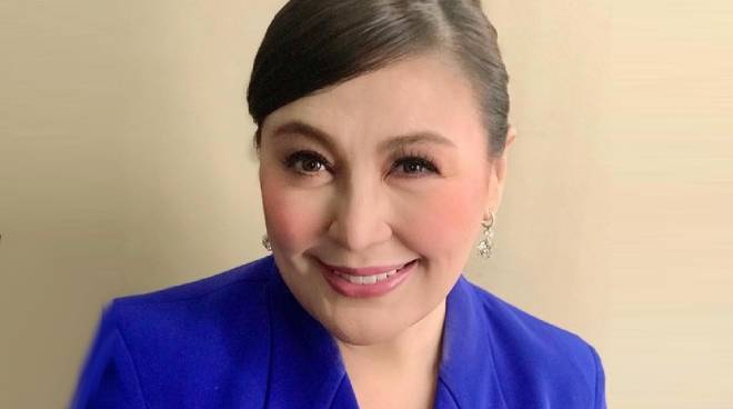 Sharon Cuneta recounts being a young mom and not finishing college course