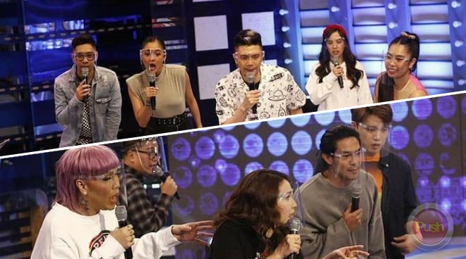 ABS-CBN suspends live staging of 'It's Showtime'