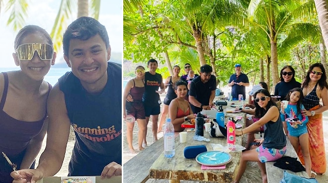 HAPPY BIRTHDAY! Matteo Guidicelli's photos with family celebrating in Palawan
