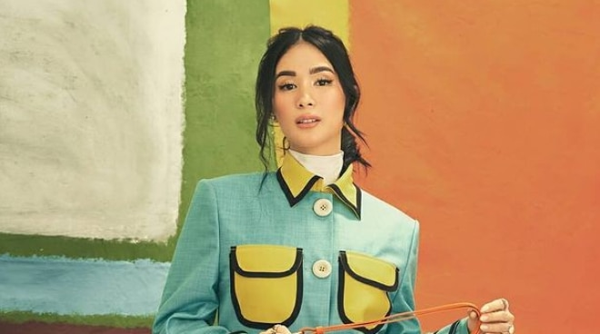 Heart Evangelista's advice to those battling mental health issues: 'Ask for help'